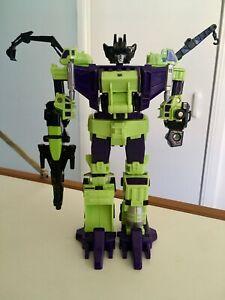 Transformers G1 Micromaster Devastator. Complete. Mint. Excellent condition