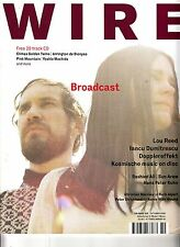 The Wire Magazine #308 October 2009 Lou Reed Rashied Ali Nurse With Wound
