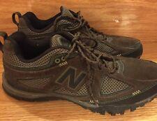 Men's Shoes New Balance MO650 DB Brown Black 8 D Medium MO650DB GUC ABZORB