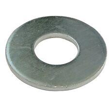 100x rondelle plate M8 Ф8.4x20mm H1.2mm acier zingué