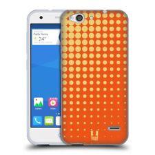Étuis, housses et coques etuis, pochettes orange pour téléphone mobile et assistant personnel (PDA) ZTE