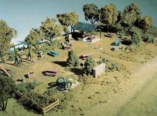 WOODLAND SCENICS S-132 HO SCALE Memorial Park HO Scale Kit