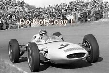 Innes Ireland UDT Laystall Lotus 24 Dutch Grand Prix 1962 Photograph