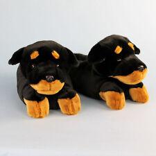 Rottweiler Slippers - Dog Slippers - for Men & Women