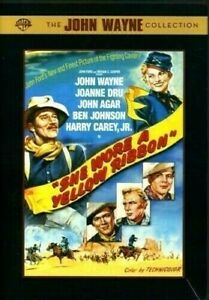 She Wore A Yellow Ribbon - John Wayne (Classic DVD)