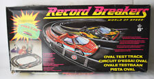 RARE VINTAGE 1989 RECORD BREAKERS OVAL TEST TRACK + PULVERISER HASBRO NEW !