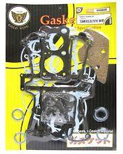 998800 Full Gasket Set - Yamaha FZ600 87-89,  XJ600 84-92, YX600 Radian 86-90