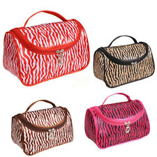 Fashion Multi Function Satin Make Up Organisation Storage Bag