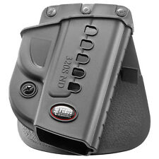 Fobus Polymer Paddle Holster for Sig Sauer P320 Sub Compact 9mm 320S ND