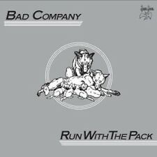 Bad Company - Run With The Pack - New Double Vinyl LP