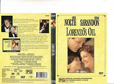 Lorenzo's Oil-1992-Nick Nolte-Movie-DVD