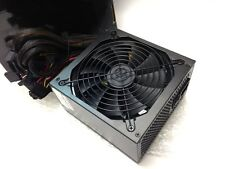 Quiet 1050 Watt for Intel AMD PC ATX Power Supply Quad SLI SATA 2X 12V 14CM Fan