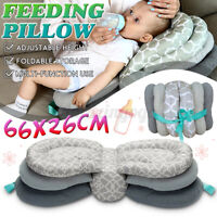 Adjustable Nursing Breastfeeding Baby Support Cushion Baby Breast Feeding Pillow