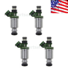 SET OF 4 OEM DENSO FUEL INJECTOR 23250-74100 FOR 1992-2000 TOYOTA 2.0L-2.2L V4