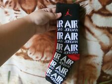 CLOSEOUT SALE! Imported From USA! 2 Pairs Nike Air Jordan Boy's Socks