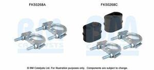 FK50268A BM CATALYSTS Montagesatz