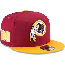 Niños Unisex Gorra de ventilador de la NFL Washington Redskins ... c36103a1b34