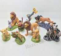 Der König der Löwen Figuren Sammlung Film Simba Spielzeug Kind Puppe 9teile/satz