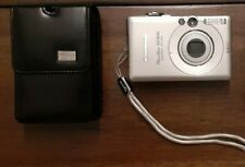 CANON POWERSHOT SD300 ELPH DIGITAL CAMERA CANON EMPLOYEE GIVEAWAY WITH 16 GB SD