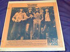 Scarce 1975 Rock LP : Bad Company ~ Scrapbook ~ Kicking Around Town ~ TAKRL 1951