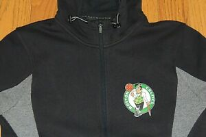 NWT UNDER ARMOUR NBA BOSTON CELTICS COMBINE JACKET COAT HOODIE 1318923 SMALL $90