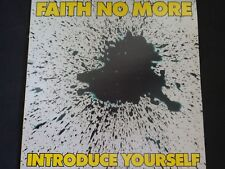 "Faith No More ""Introduce Yourself"" Original LP. 1st (U.K) pressing. 1987. RARE !"