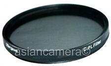72mm CPL PL-CIR Filter For Nikon D40 D60 18-200mm Lens Circular polarizer