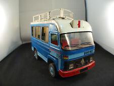Bus Renault SG2 en tôle de récupération 24 cm