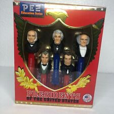 Presidents of The USA Pez Candy Dispensers Volume 2 18251845