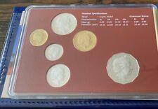 Australia 6 coin proof set KMS Kursmünzensatz 2002