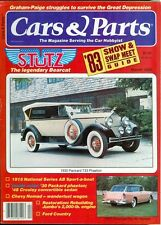 1983 Cars & Parts Magazine: 1930 Packard 733 Phaeton/1955 Chevy Bel Air Nomad