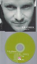 CD--C.B. GREEN -- --- TAKE IT