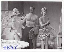 Charlton Heston barechested VINTAGE Photo Omega Man