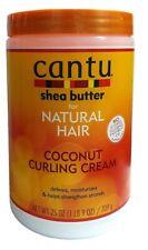 Cantu Shea Butter Natural Hair Coconut Curling Cream 709g