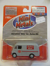 Classic Metal Works USA 1:87 International Metro Van  Sealtest Milk