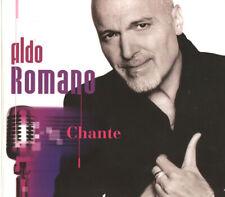 ALDO ROMANO - CHANTE - CD DIGIPACK NEW SEALED 2005