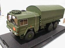 """Schuco 07755 # MAN KAT1 6x6 Pritsche """" Bundeswehr """" olive 1:32  NEUHEIT !!"""
