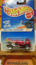 hot wheels Mainline 1996 série First Editions Dogfighter collector 375 (9988)