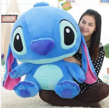 Cute Lilo & Stitch Plush Bear Kid Girl Soft Toy Xmas Gift 40cm!