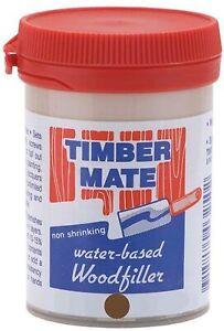Timbermate Wood Filler 8oz Jar- Walnut