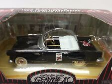 GEARBOX TEXACO FIRE CHIEF 1956 FORD THUNDERBIRD PEDAL CAR BLACK SERIES #3 q4
