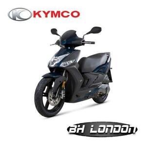 Kymco Agility City 125 - 2 year warranty - Learner legal