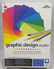 Summitsoft Graphic Design Studio English French Version Factory Sealed Box