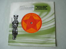 """MISTY IN ROOTS Wandering Wanderer/Cry Out For Peace promo 7"""" vinyl single"""
