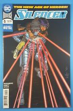 The Silencer #5 New Age of Heroes DC Comics Universe 2018 Dark Nights Metal