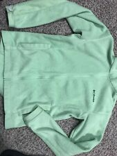 Columbia Girl's Youth Size 18/20 Green Jacket