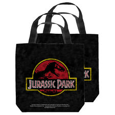 "Jurassic Park ""Classic Logo"" Tote Bag - 4 sizes"