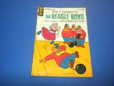 BEAGLE BOYS #1 Gold Key Comics 1964