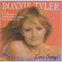 CD BONNIE TYLER LOVE SONG 5017615413120