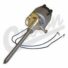 Crown Automotive 923068E Electronic Distributor Fits CJ-3B CJ3 CJ5 CJ6 MB Willys